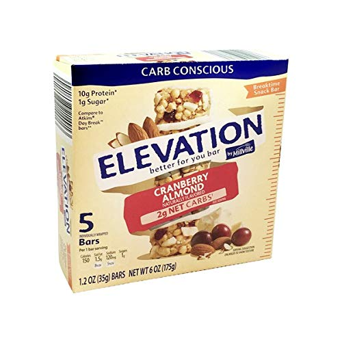 Millville Elevation Advanced Carb Conscious You Max 58% OFF Import Cranb Better for