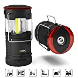 EMPO 1 Linterna LED Acampada portátil luz Intermitente Exteriores-Brillante Magnética