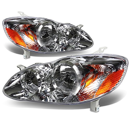 03 corolla headlights assembly - 5