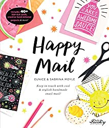 Amazon information on the book Happy Mail by Eunice and Sabrina Moylle