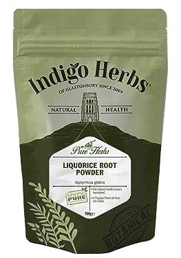Indigo Herbs Polvo de raíz de regaliz 100g