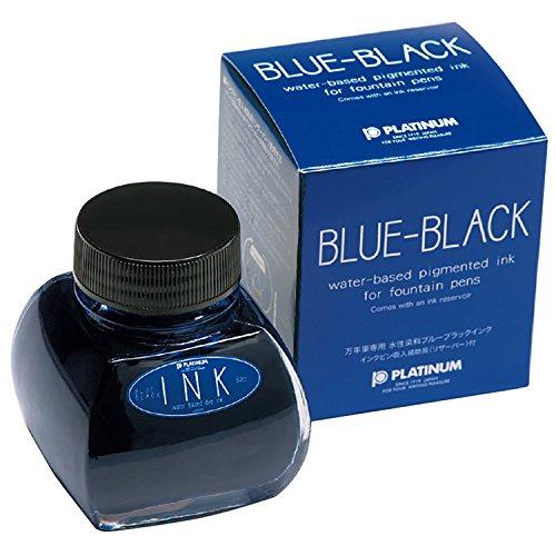 プラチナ万年筆 万年筆ボトルインク 60cc ブルーブラック INK-1200#3
