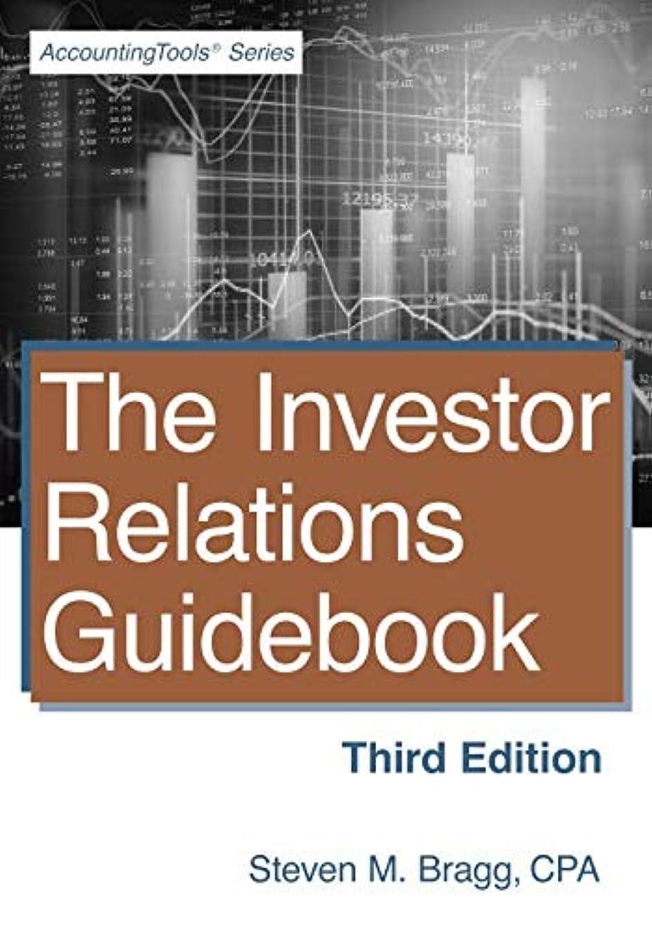 ホストの長方形The Investor Relations Guidebook: Third Edition