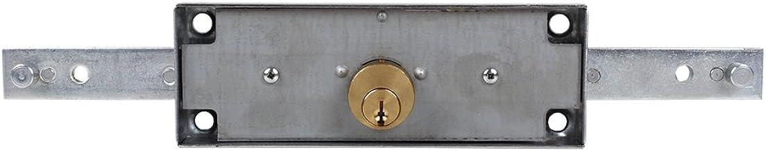 Cofan 31265002N Cerradura embutir 4P Cuadrada y cerradero D85 E50
