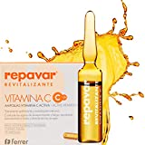 Repavar Revitalizante Active Vitamina C Pura 5.5% - Tratamiento Reafirmante y...