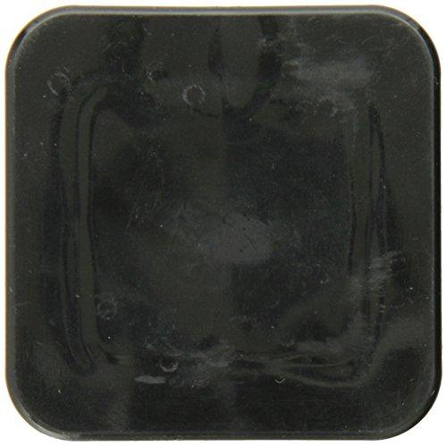 "Draw-Tite 1202 Receiver Tube Cover, 2"" Sq, Black -  Horizon Global Corporation"