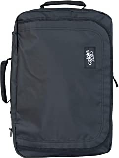 Urban 42L Convertible Travel Backpack (Absolute Black)