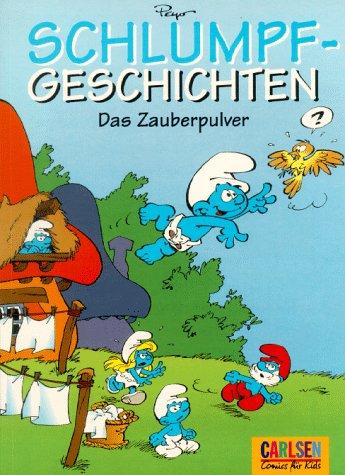 Schlumpfgeschichten, Bd.1, Das Zauberpulver