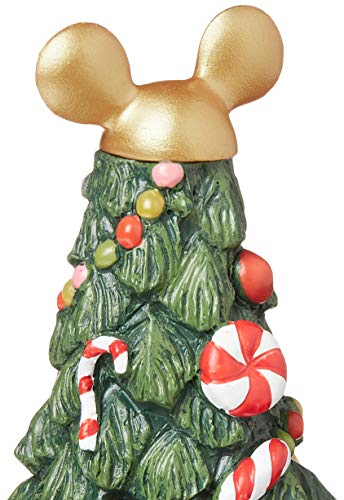 Department 56 Disney Village Mickey's Candy Tree Accessory Figurine
