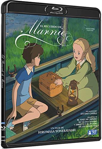El Recuerdo De Marnie - Edición 2019 (+BD) [Blu-ray]