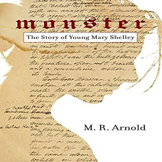 Monster: The Story of a Young Mary Shelley audiobook cover art