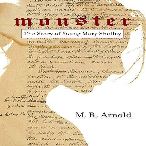 Monster: The Story of a Young Mary Shelley cover art
