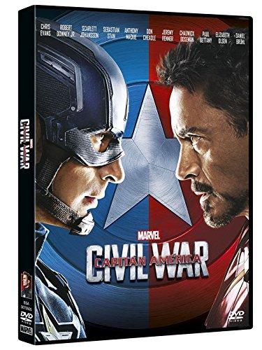 Capitán América: Civil War [DVD]