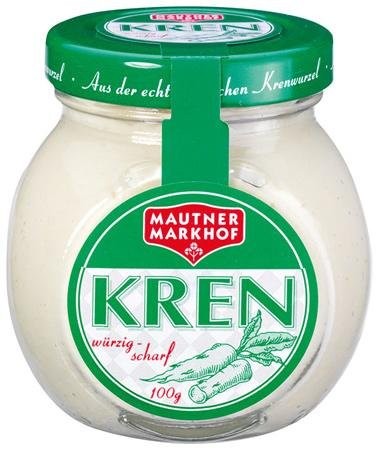 Mautner Markhof - Kren im Glas - 100 g