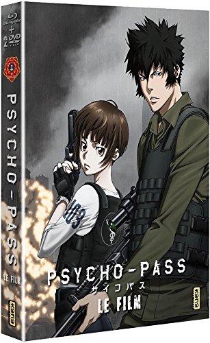 Psycho-Pass-Le Film [Combo Blu-Ray + DVD]