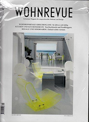 sideboard magazine