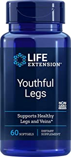 Life Extension Youthful Legs, 60Count