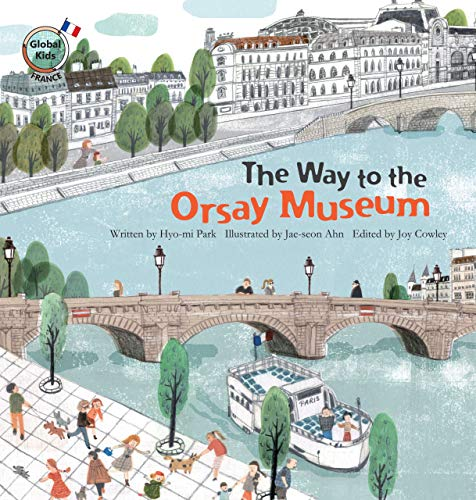 The Way to the Orsay Museum: France