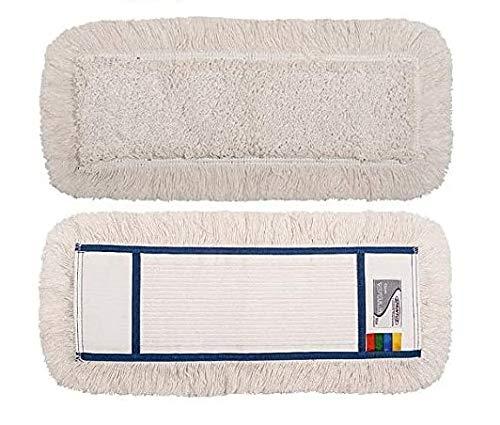 HCR Hygiene 5 Baumwollmopp, Wischtücher, Wischmopp, Wischbezug 50 cm