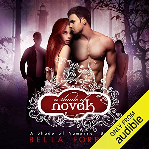 A Shade of Vampire 8: A Shade of Novak audiobook cover art