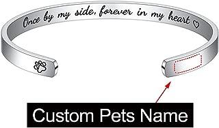 Best custom metal memorial bracelets Reviews