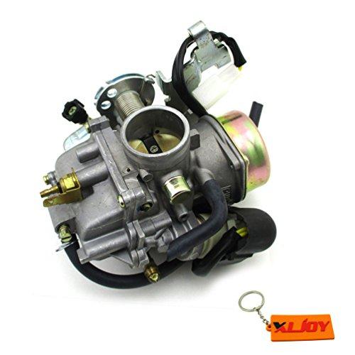 XLJOY ATV UTV Carburetor for 260cc 300cc Linhai Bighorn Manco Talon BMX JCL FS300 Carb