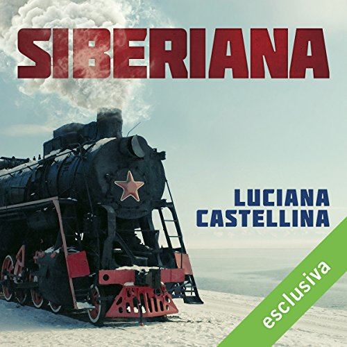 Siberiana audiobook cover art