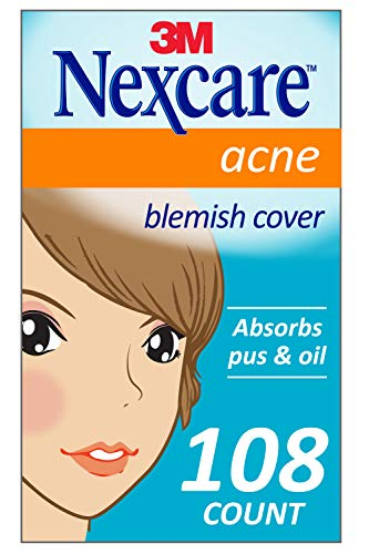 3M AC Nexcare Acne Cover: Assorted/ 108-count (Chiaro)