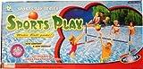 Ginmar - Red de voleibol para playa y piscina