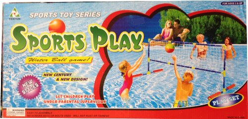 Volleyballnetz für Meer / Pool