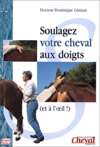 Soulagez votre cheval