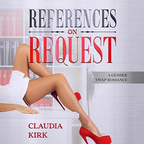 References on Request Audiobook By Claudia Kirk cover art