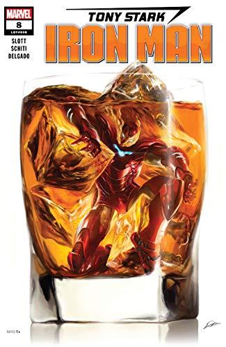 Tony Stark: Iron Man (2018-2019) #8 (English Edition) eBook ...