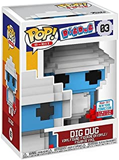 Pop Funko 8-Bit Dig Dug (2017 Fall Convention Exclusive)
