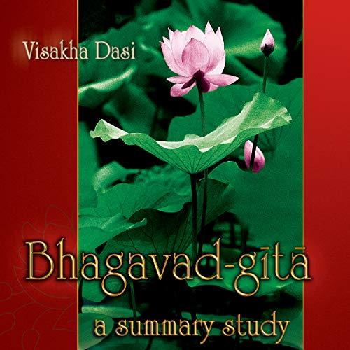Bhagavad-gita: A Summary Study audiobook cover art