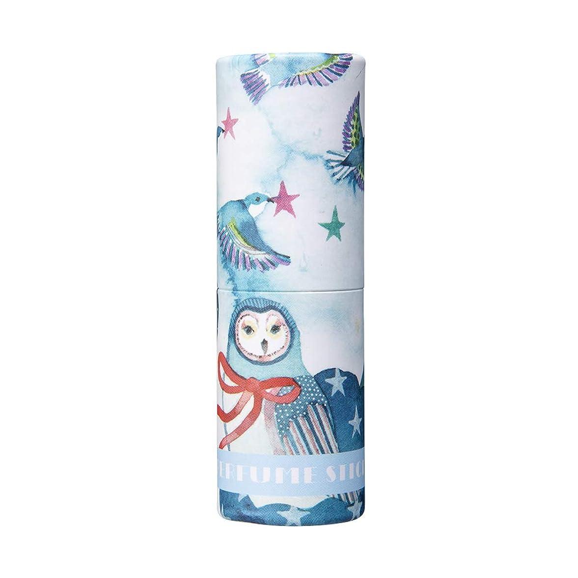 売り手加害者測るパフュームスティック ウィッシュ ホワイトフラワー&シャボンの香り CatoFriendデザイン 5g