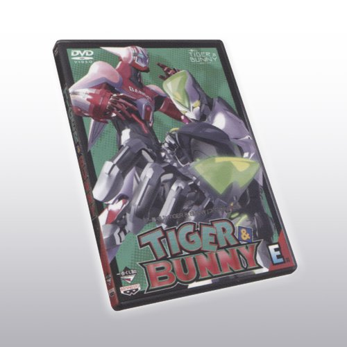 Banpresto Lottery TIGER & BUNNY E Award Special DVD single item most (japan import)
