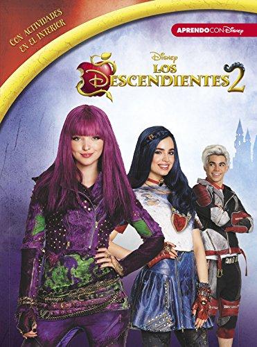 Los Descendientes 2 (Leo, juego y aprendo con Disney): Con actividades en el interior