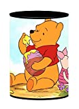 Portapenne Winnie Pooh and Piglet