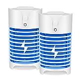 junhang UV LED Mosquito Lámpara Trampa Aparato Antimosquitos (White)
