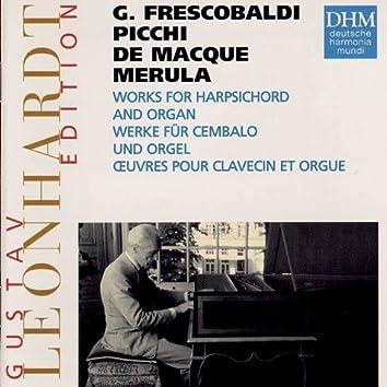 Leonhardt Edition Vol.11 - Frescobaldi: Werke für Cembalo und Orgel