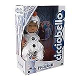 Giochi Preziosi Cicciobello Olaf, Disney La Reine des neiges 2