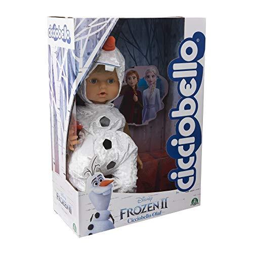 Giochi Preziosi Cicciobello Olaf, Disney Frozen 2