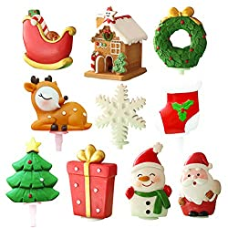 Como decorar suas sobremesas de Natal