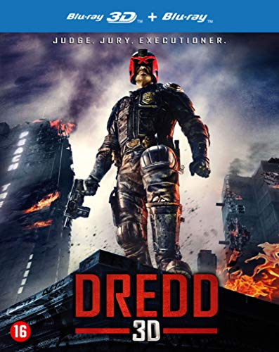 DVD - Dredd (2D+3D) (2 DVD)