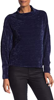 Laundry by Shelli Segal Chenille Sweater, Midnight, Small