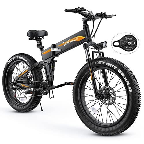 Electric Bike, TotGuard 26