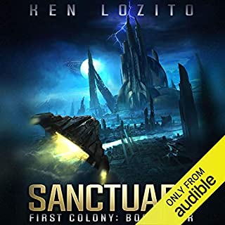 Sanctuary cover art