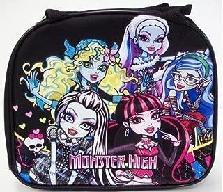 Lunch Bag - Monster High - Ghoulishly - Black