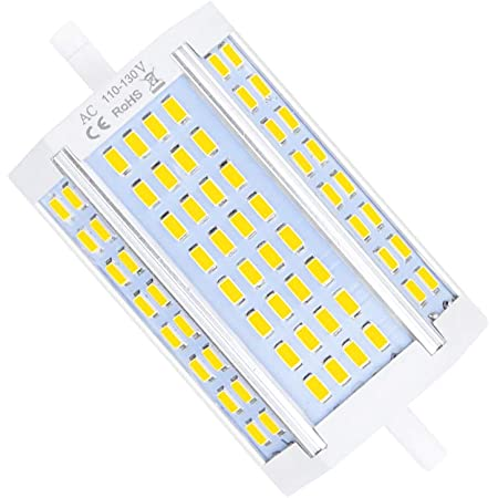 30 W R7s LED lamp 118mm double-sided base R7s dimmable light
